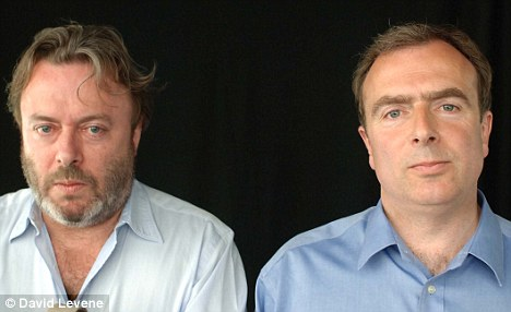 peter and christopher hitchens